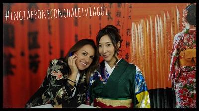 Giappone Con Geisha